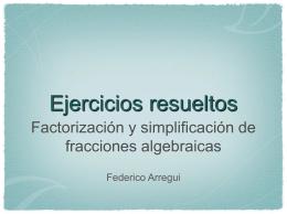 Ejercicios resueltos - Glosarios en espiral | Blog de