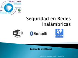 Seguridad en Redes WLAN