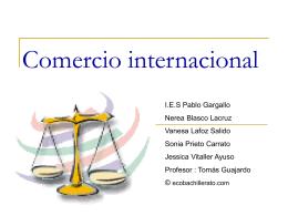 comerciointernacional - WEB EN MANTENIMIENTO