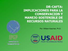 Sector Forestal y Libre Comercio