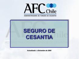 SEGURO DE CESANTIA OBLIGATORIO