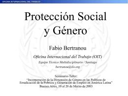 seguro de desempleo en America Latina