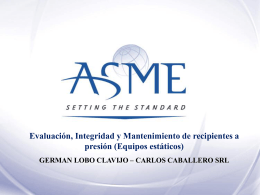 Beneficios Membresia ASME