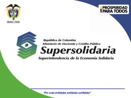 Diapositiva 1 - Supersolidaria