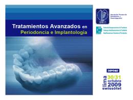 Diapositiva 1 - Federaci n Iberopanamericana de Periodoncia