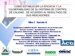Diapositiva 1 - :: labcare de colombia