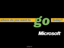 Conferencia Internet 1999