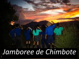 Jamboree de Chimbote