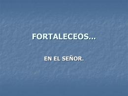 FORTALECEOS