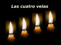 Las cuatro velas - Ciberiglesia. Cristianos en la red.