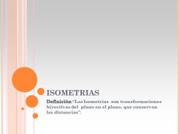 ISOMETRIAS - informatica3cerpsw