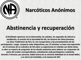 El Padrinazgo - ForoZonaLatino.org