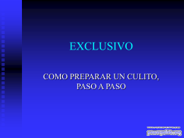 EXCLUSIVO - PowerPoints .org
