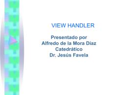 VIEW HANDLER