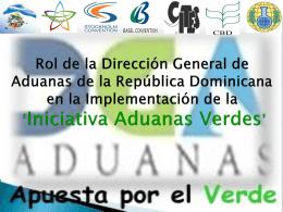 CONVENIO DE ROTTERDAM
