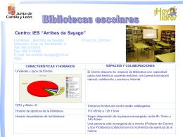 Diapositiva 1 - IES Arribes de Sayago