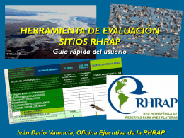 WHSRN summary 2004 09-20