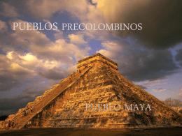 PUEBLOS PRECOLOMBINOS - IES LAS SALINAS (Centro …