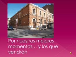Diapositiva 1 - CEIP MODESTO LAFUENTE. Palencia