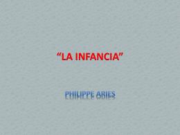 """LA INFANCIA"""""""