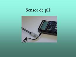 Sensor de pH - .: Alacima :. Alianza para el Aprendizaje