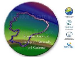 Ecuador frente al emergente mercado del carbono