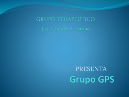 GRUPO TERAPEUTICO DON TORCUATO