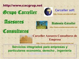 Grupo Carceller