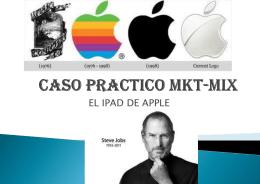 CASO PRACTICO MKT-MIX