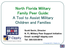 Military Families Initiative