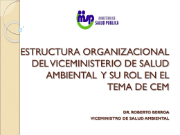 Diapositiva 1 - ITU: Committed to connecting the world