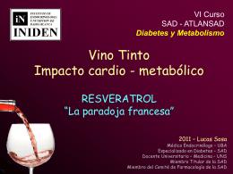 VI ATENEO - iniden - instituto de endocrinologia y