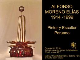 ALFONSO MORENO ELIAS
