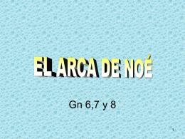 EL ARCA DE NO&#201