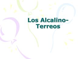 Los Alcalino