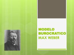 MODELO BUROCRATICO - Acceso a Virtu@lNet UMB