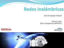 AIRMAX - Bienvenidos - EMPRETEL, S.A DE C.V.