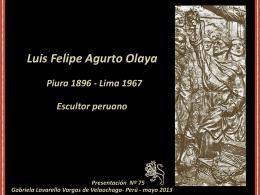 LUIS AGURTO OLAYA