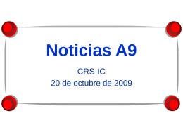 Noticias A9