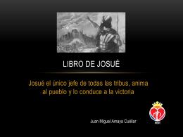 Libro de Josu&#233