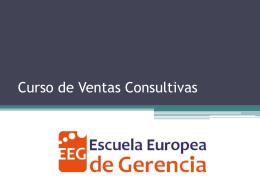 Diapositiva 1 - Escuela Europea de Gerencia Online