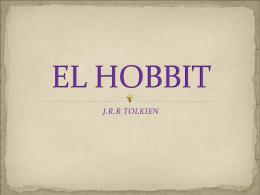 EL HOBBIT - lenwiki