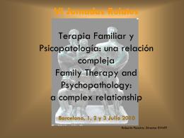 VI Jornadas Relates