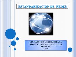 Diapositiva 1 - redestelecomunicaciones