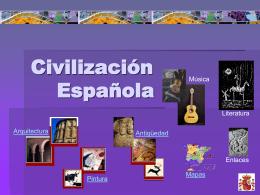 Civilizacion Espanola