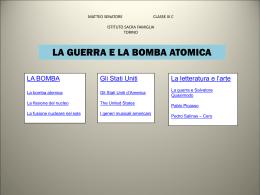 MATTEO SENATORE CLASSE III C ISTITUTO SACRA …