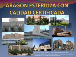 CERTIFICACION ISO CENTRAL DE ESTERILIZACION …