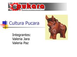 Cultura Pucara - pensamientoslibres