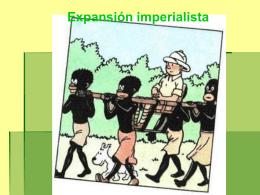 LOS GRANDES IMPERIOS COLONIALES