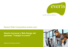 Plan Director de Canales y Portales (everis 2.0)